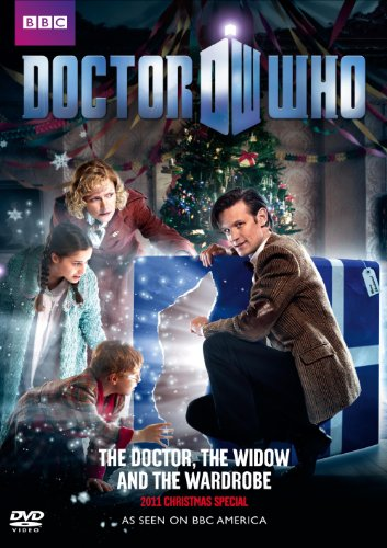 Doctor Who: The Doctor, the Widow, & the Wardrobe
