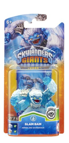 Skylanders Giants - Character Pack - Slam Bam (Wii/PS3/Xbox 360/3DS)