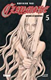 echange, troc Norihiro Yagi - Claymore, Tome 5 : Histoire de guerrières