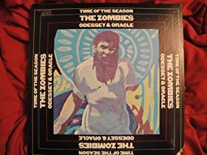 The Zombies Odessey Amp Oracle Time Of The Season Very