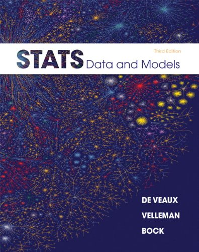 Stats: Data and Models (3rd Edition)