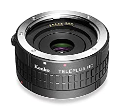 Kenko Teleplus 2.0X for HD picture For Canon EOS EF and EF-S Lens