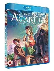 Journey To Agartha [Blu-ray]