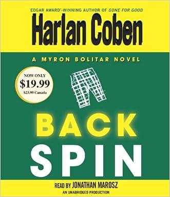 Back Spin (Myron Bolitar Mysteries (Audio))