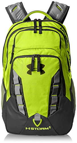 Under Armour Storm Recruit Backpack, High-Vis Yellow (731), One Size