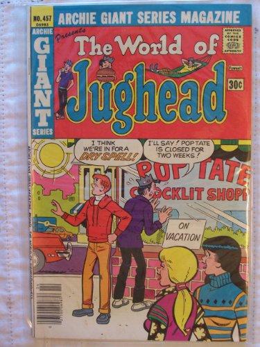 The World of Jughead Comic Book (Good Buddy Band, 457) (Jughead Jones)
