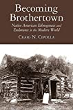 img - for Becoming Brothertown: Native American Ethnogenesis and Endurance in the Modern World (The Archaeology of Colonialism in Native North America) book / textbook / text book
