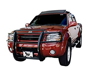 Carro Pacific Nissan Xterra 05-10 Nissan Xterra Modular Gg, Black, 2&4Wd Grille Guards & Bull Bars Stainless   performance at Sears.com