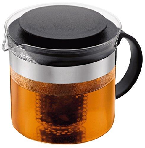 Bodum Bistro Nouveau Tea Pot, 34-Ounce (Bodum Hot Water Kettle 34 Oz compare prices)