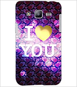 PrintDhaba Quote D-5974 Back Case Cover for SAMSUNG GALAXY J2 (Multi-Coloured)