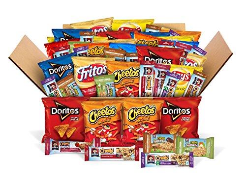 lunch-box-builder-variety-box-of-frito-lay-doritos-fritos-chips-cheetos-snacks-quaker-chewy-bars-and