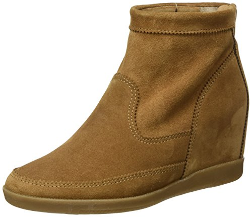 BULLBOXER Low Boots, Stivali donna, Marrone (Braun (nutt)), 38