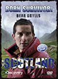 Bear Grylls - Born Survivor - Scotland [2008] [DVD]