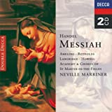 Handel: Messiah / Marriner, Academy of St. Martin-in-the-Fields