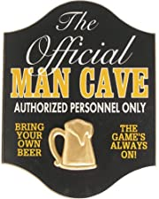 Official Man Cave 18x14