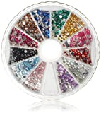 SHANY Cosmetics 3D Do it Yourself Nail Art Decoration, Rhinestones Manicure