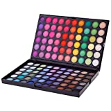 ACEVIVI Professional 120 Natural Original Neon Colors Eye Shadow Women Cosmetics Set Eyeshadow Makeup Palette