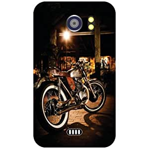 Micromax Canvas 2 A110 - Automobile Phone Cover