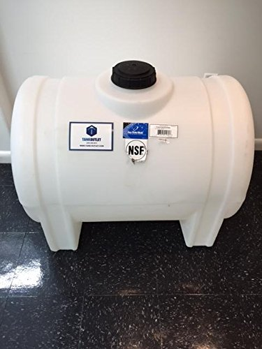 Horizontal 35 Gallon Leg Tank (35 Gallon Water Tank compare prices)