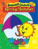 img - for Seasonal Centers: Spring/Summer by Pettit Krista (2001-04-01) Paperback book / textbook / text book