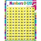 NUMBERS 1-120 LEARNING CHART