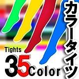 64-019カラータイツ■35色(80デニール)
