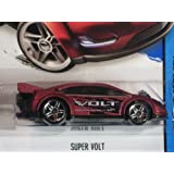 2015 Hot Wheels Hw City - Super Volt