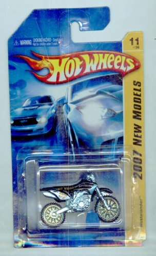 Hot Wheels 2007-011/180 New Models 11/36 Wastelander 1:64 Scale - 1