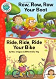Wes Magee Tadpoles Action Rhymes: Row, Row, Row Your Boat / Ride, Ride, Ride Your Bike