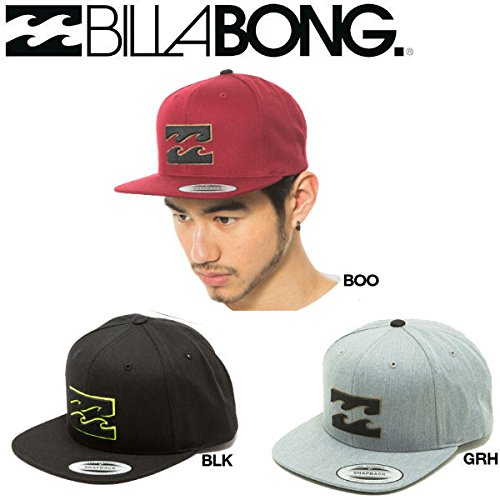 【BILLABONG】ビラボン2015春夏/メンズキャップ 帽子 BOO OneSize