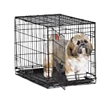 51nh6UJBSSL. SL160  Midwest 1524 iCrate Single Door Pet Crate 24 By 18  By 19 Inch