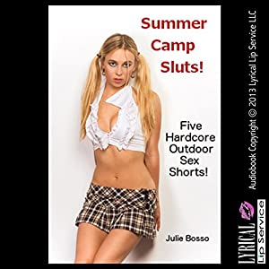 Summer Camp Sluts Audiobook