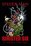 img - for Spider-Man: Sinister Six (Marvel Premiere Classic) book / textbook / text book