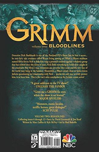 Grimm Volume 2: Bloodlines (Grimm Volume 1)