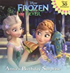 Frozen Fever Pictureback with Sticker...