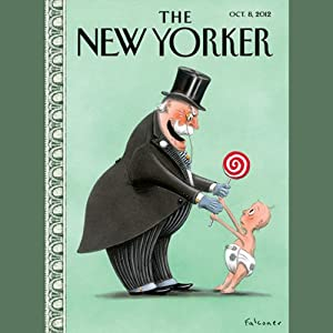 The New Yorker, October 8th 2012 (Ken Auletta, Connie Bruck, James Surowiecki) Periodical