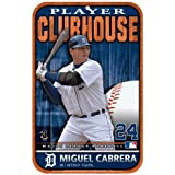 MLB Detroit Tigers Miguel Cabrera 11-by-17 inch Sign at Amazon.com