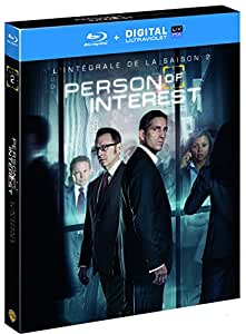Person of Interest - Saison 2 - Blu-ray + Digital HD Ultraviolet [Blu-ray + Copie digitale]