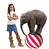 Baby Circus Elephant Standee Circus Party Prop