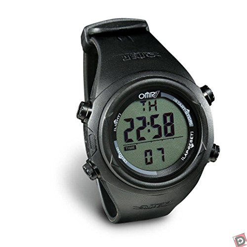 OMR-1 COMPUTER rechargeable freediving and spearfishing wrist computer.