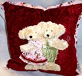 Settler Love Bears Lovebirds Pillow