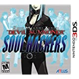 Shin Megami Tensei: Devil Summoner: Soul Hackers - Nintendo 3DSby Atlus