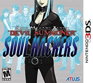 Soul Hackers Cover