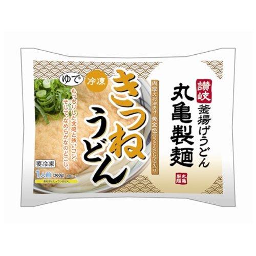 Jay Auger over Marugame fox udon noodles 360g frozen...