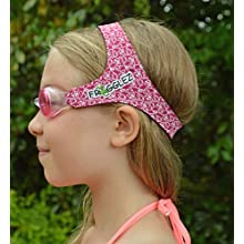 Frogglez Goggles Kids Swim Goggles (Pink, Medium)