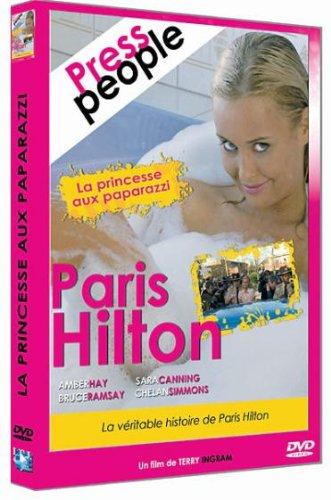 Paris Hilton : La princesse aux paparazzi [Edizione: Francia]