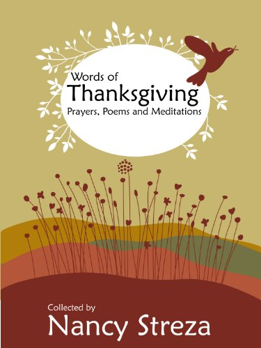 Free Kindle Book : Words of Thanksgiving
