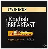 Twinings English Breakfast Tea Bags 500 g