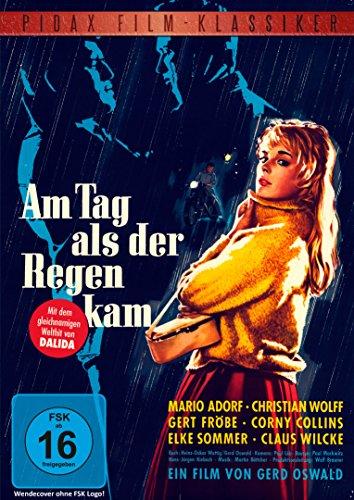 Am Tag als der Regen kam - Kultfilm mit Starbesetzung (Pidax Film-Klassiker)