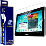 ArmorSuit MilitaryShield - Samsung Galaxy Tab 2 10.1 Screen Protector Shield + Lifetime Replacements